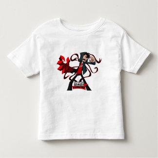 T-shirt Pour Les Tous Petits cunninghum excité