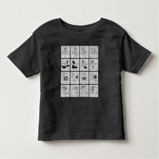T-shirt Pour Les Tous Petits Diagramme LOONEY d'émotion de caractère de TUNES™