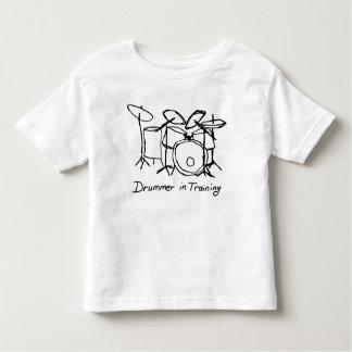 T-shirt Pour Les Tous Petits Drmmer dans la formation