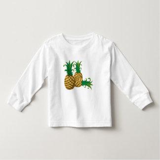 T-shirt Pour Les Tous Petits fruit de trois ananas