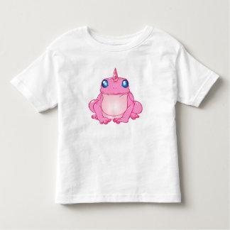 T-shirt Pour Les Tous Petits Grenouille de licorne