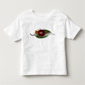 T-shirt Pour Les Tous Petits insecte