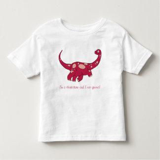 T-shirt Pour Les Tous Petits Je suis un herbivore !
