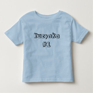 T-shirt Pour Les Tous Petits Kuzynka #1