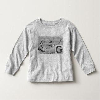 T-shirt Pour Les Tous Petits La signification initiale de sports des garçons G