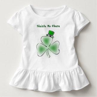 T-shirt Pour Les Tous Petits Les enfants du jour de Patrick de saint ont
