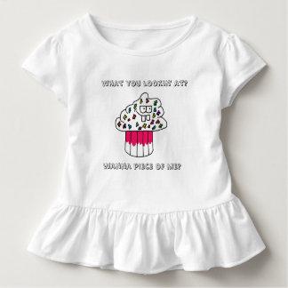 T-shirt Pour Les Tous Petits Les filles excentriques de petit gâteau ont