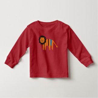 T-shirt Pour Les Tous Petits Lion,