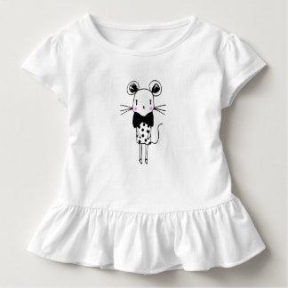 T-shirt Pour Les Tous Petits Madame Mice