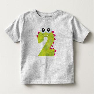 T-shirt Pour Les Tous Petits Monstre 2