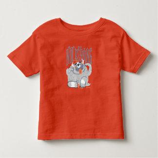 T-shirt Pour Les Tous Petits N'écoutant pas, par l'abbé de Greg