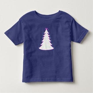 T-shirt Pour Les Tous Petits Noël au néon