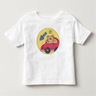 T-shirt Pour Les Tous Petits Ours de ondulation