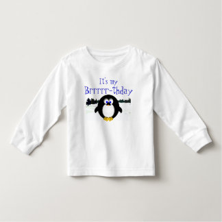 T-shirt Pour Les Tous Petits Pièce en t d'anniversaire