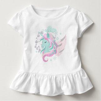 T-shirt Pour Les Tous Petits Pièce en t de ruche d'enfant en bas âge de parties