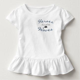 T-shirt Pour Les Tous Petits Pièce en t de ruche d'enfant en bas âge de prière