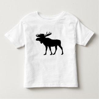 T-shirt Pour Les Tous Petits taureau d'orignaux
