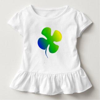 T-shirt Pour Les Tous Petits Trèfle d'arc-en-ciel
