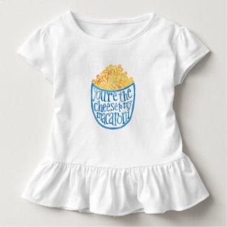 T-shirt Pour Les Tous Petits Vous êtes le fromage à mes macaronis