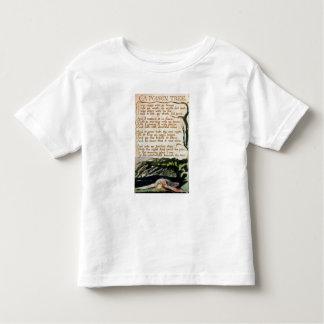 T-shirt Pour Les Tous Petits William Blake   un arbre de poison