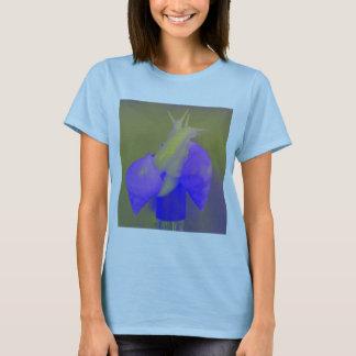 T-shirt Pourpre d'amour d'escargot