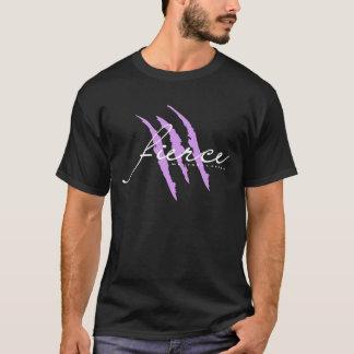 T-shirt Pourpre féroce