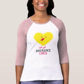 T-shirt Poussin d'assurance
