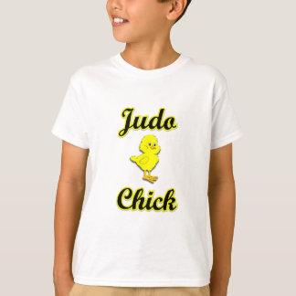 T-shirt Poussin de judo