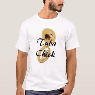 T-shirt Poussin de tuba