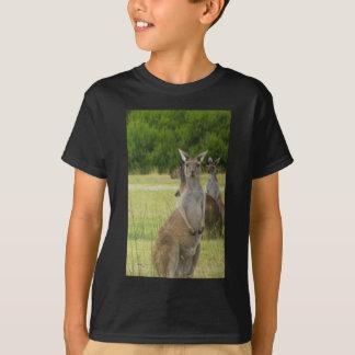 T-shirt Pré de kangourou