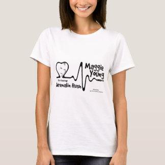 T-shirt Précipitation Merch d'adrénaline