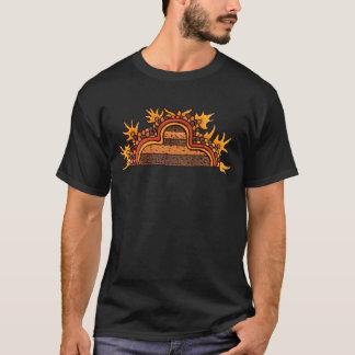 T-shirt Précolombien audacieux