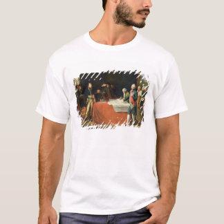 T-shirt Préliminaires de la paix signée chez Leoben