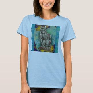 T-shirt Premier chat d'édredon