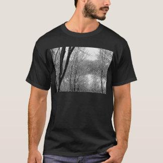 T-shirt première neige