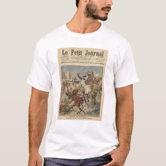 T-shirt Près de Casablanca le remplissage de goumiers