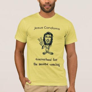 T-shirt Préservatifs de Jésus