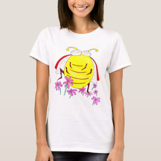 T-shirt Pression d'insecte