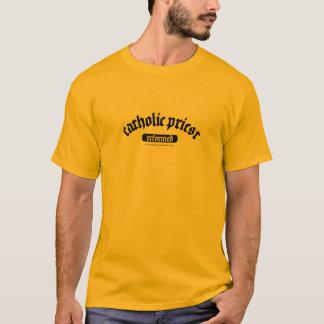 T-shirt Prêtre catholique - reformé