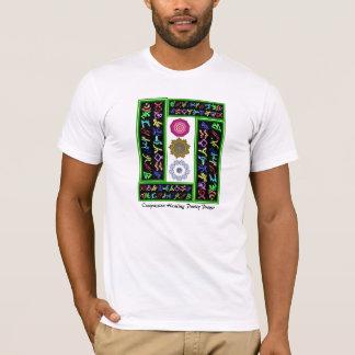 T-shirt Prière curative de pureté de compassion