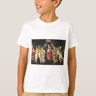 T-shirt Primavera par Sandro Botticelli