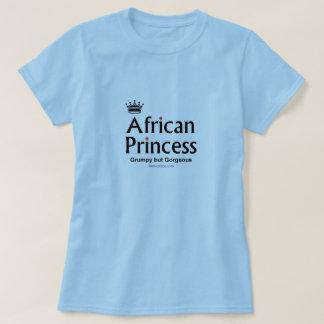 T-shirt princesse africaine magnifique
