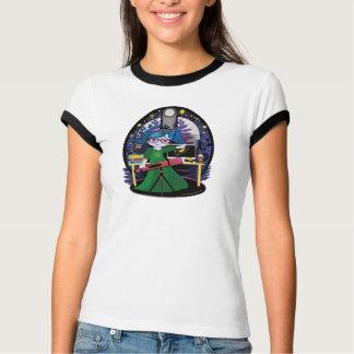 T-shirt Princesse d'astronomie en verres !