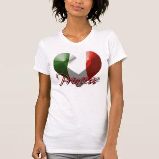 T-shirt Princesse italienne