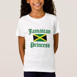 T-Shirt Princesse jamaïcaine
