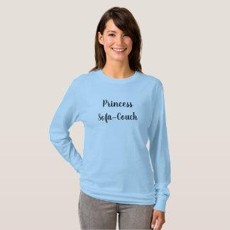 T-shirt Princesse Sofa-Divan