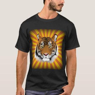 T-shirt principal de tigre