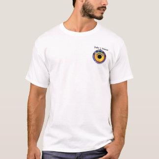 T-shirt principal de tube