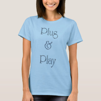 T-shirt Prise et jeu