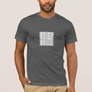 T-shirt prises